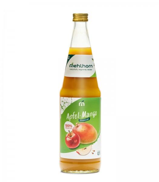 Apfel- Mango- Saft