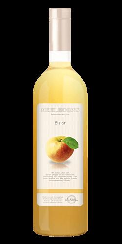 sortenreiner Apfelsaft - Elstar