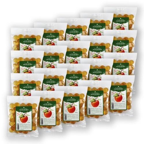 Apfelsaft- Fruchtgummis aus Apfelsaft regional geernteter Früchte, Partypaket groß, 20x200g